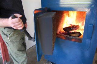 Отопительное оборудование на угле. Угольные твердотопливные котлы